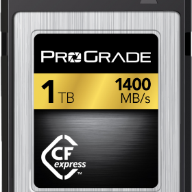 CFexpress 1.0 Prograde XQDカード